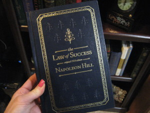 laws of success napoleon hill