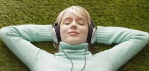 listen to soothing music
